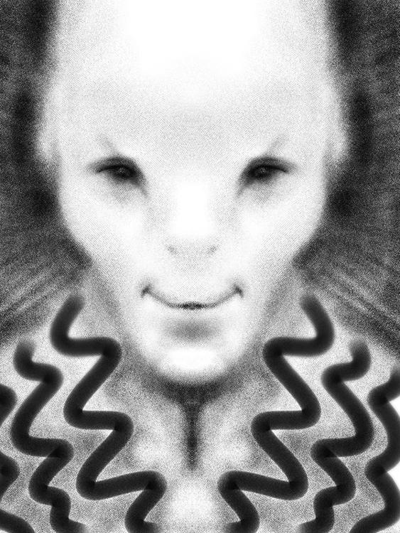 Peaceful Alien - alien, aliens, extraterrestrial - alecs-1191   ello
