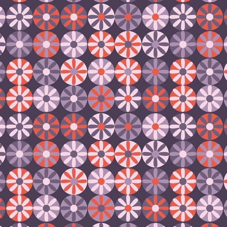 Pop pattern - patterndesign, illustration - cibelle-7505 | ello