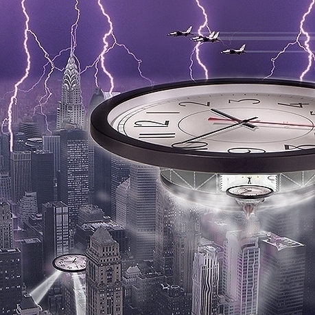 Time Travelers - photography, conceptart - timeworks | ello