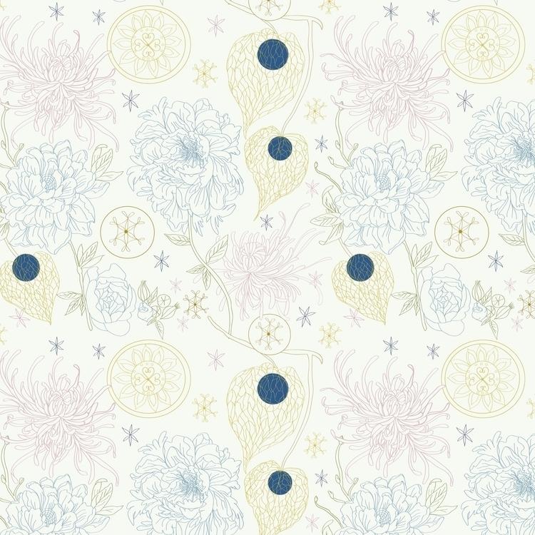 Chinoiserie Pattern Jovoto - chinoiserie - cibelle-7505 | ello