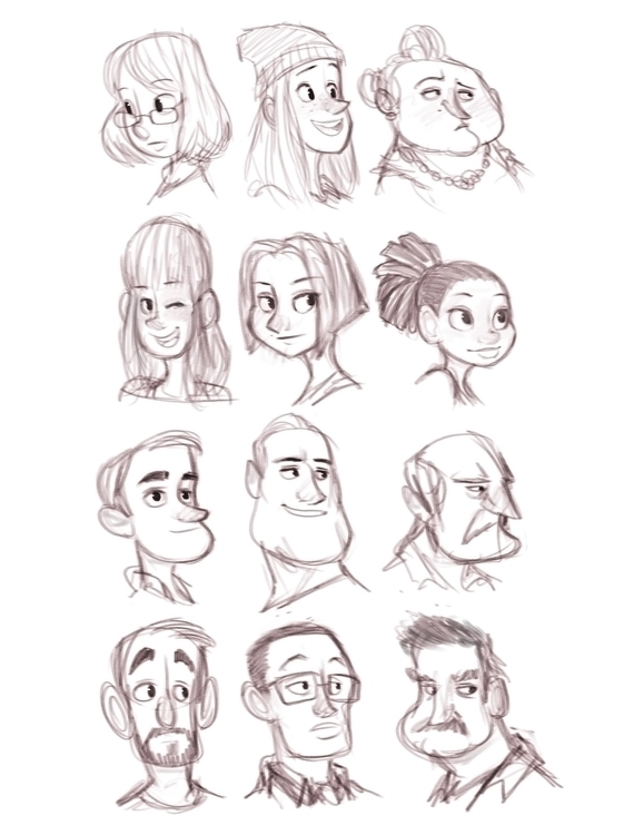 Gotta sketching - luigil-2352 | ello