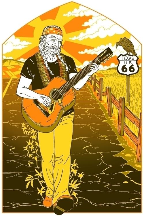 Willie Nelson - WillieNelson, music - juliaminamata | ello