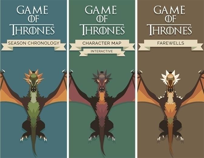 Game Thrones - gameofthrones, graphicdesign - fishfinger-1442   ello