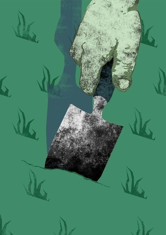 Digging - arthursmith | ello