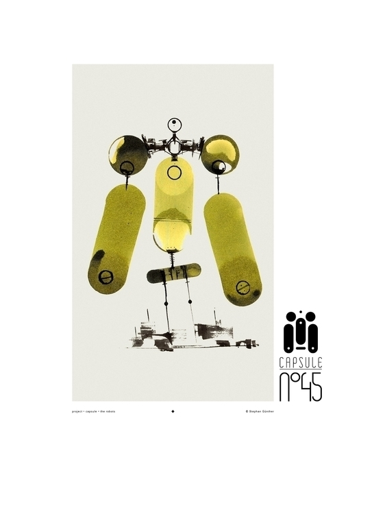 capsule, robot - stepke | ello