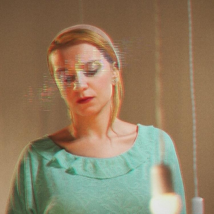 Broken Beautiful Abdel Aziz - glitchart - ismaileldesouky | ello