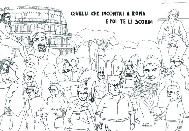 work show Rome, city live, desc - elisamartino | ello