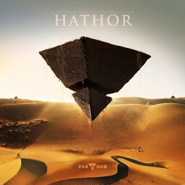 Cover ZAB DUB - Hathor Album Fl - flowingcreation | ello