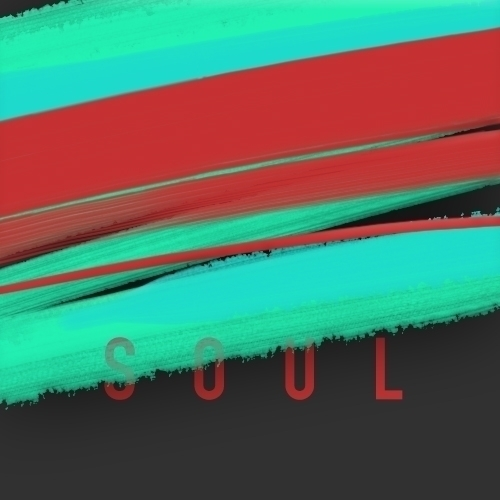 SOUL - soul, typography, graphicdesign - lidiagh | ello