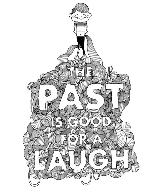 Good Laugh - illustration, illustrator - doogger07 | ello