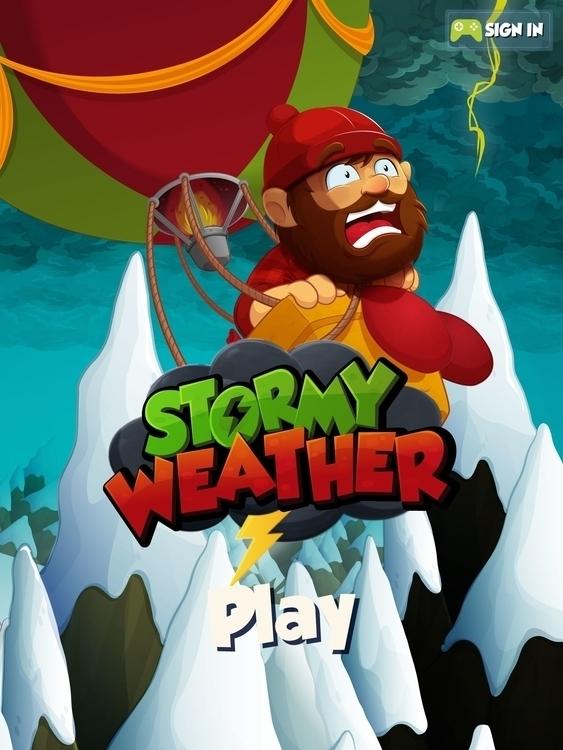 Stormy Weather - agustingrassi | ello
