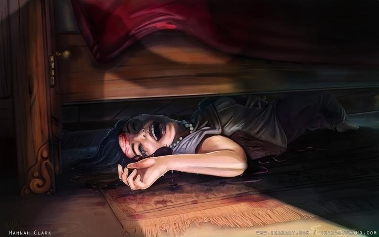 Illustration short story - illustration - ihazart | ello