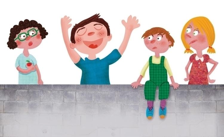 illustration, children'sillustration - manja-8928 | ello