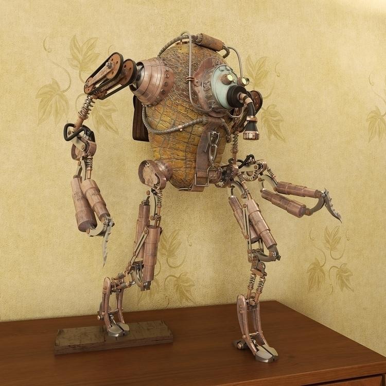 toy design - characterdesign, conceptart - cansah | ello