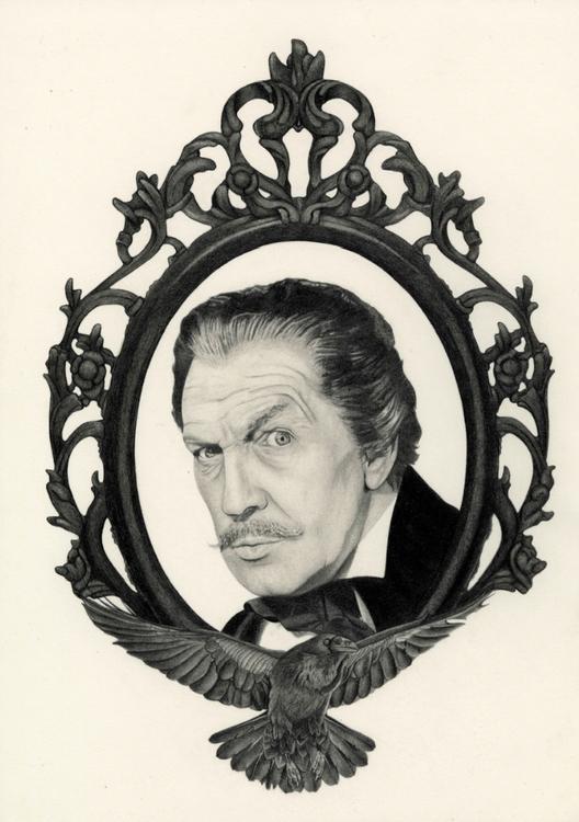 Vincent Price - vincentprice, portrait - katmay | ello