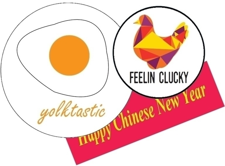 CNY 2017 Festive Sticker Pack - sticker - syairahkimmy | ello