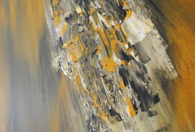 - Meteora - painting - mjacquet | ello