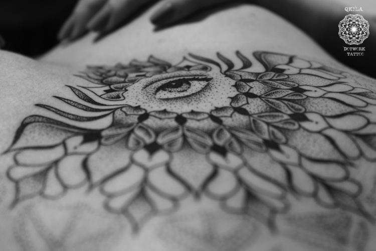 underboobs mandala tattoo dotwo - qkila | ello