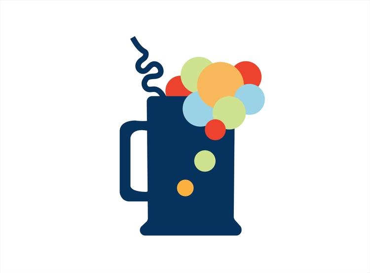 Logo design Bubble Bar! healthy - creationsbyus | ello