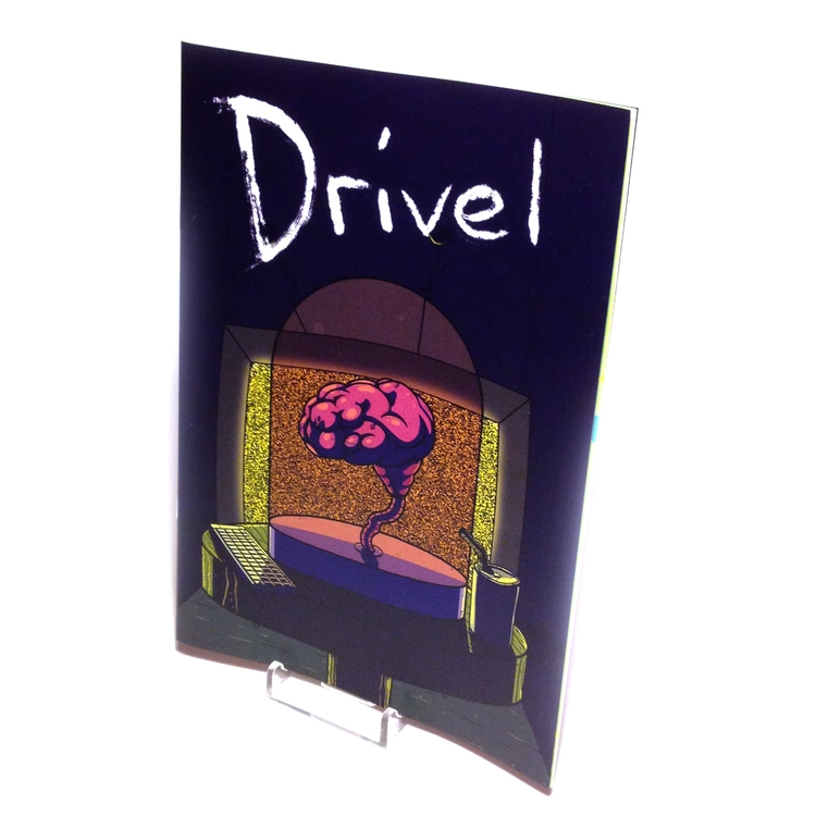 Drivel, book shorts comics orig - odddino | ello