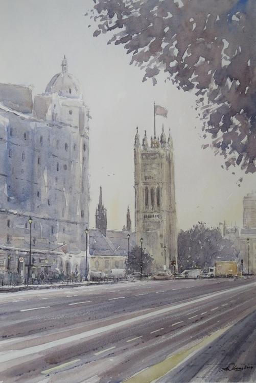 Parliament Square . view square - andrewlucas | ello