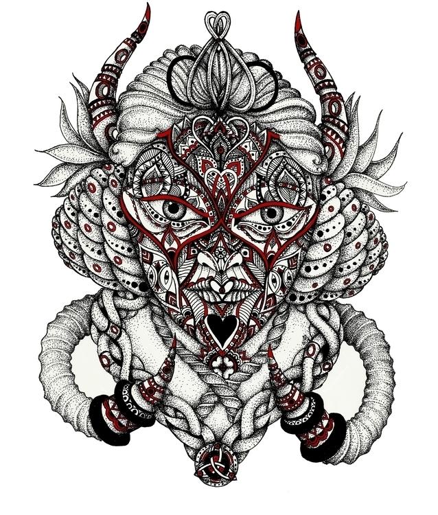 horns bull - ornate, toro, hueroth - hueroth | ello