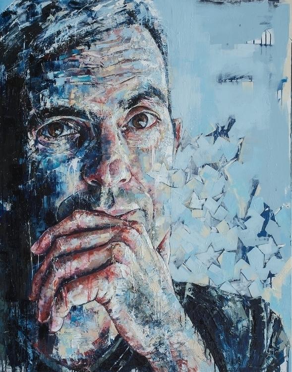 Clarity, 2015, 140 110 cm ( 55 - alexandrealonso | ello