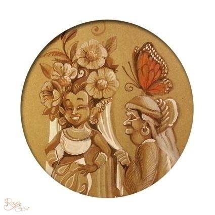 Elves Bride - illustration, elves - rayagov | ello