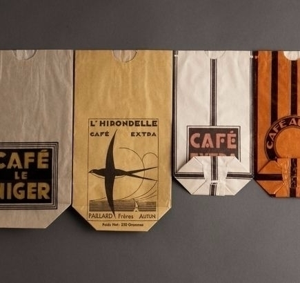 French coffee bags 1930s. - Sho - p-e-a-c | ello