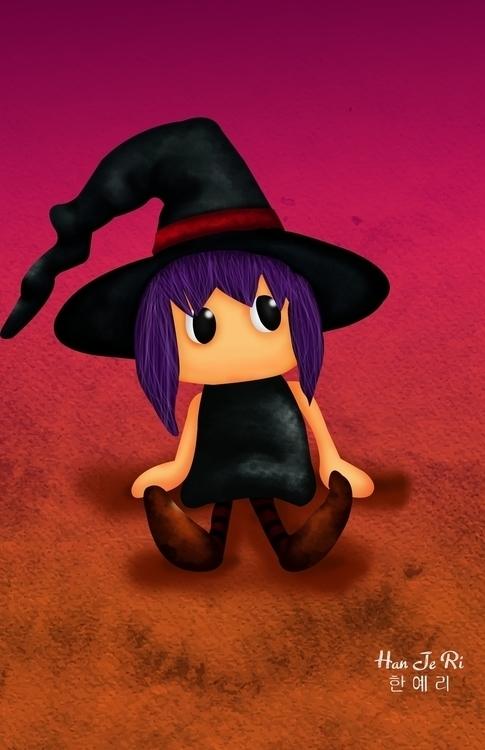 witch - hanjeri | ello
