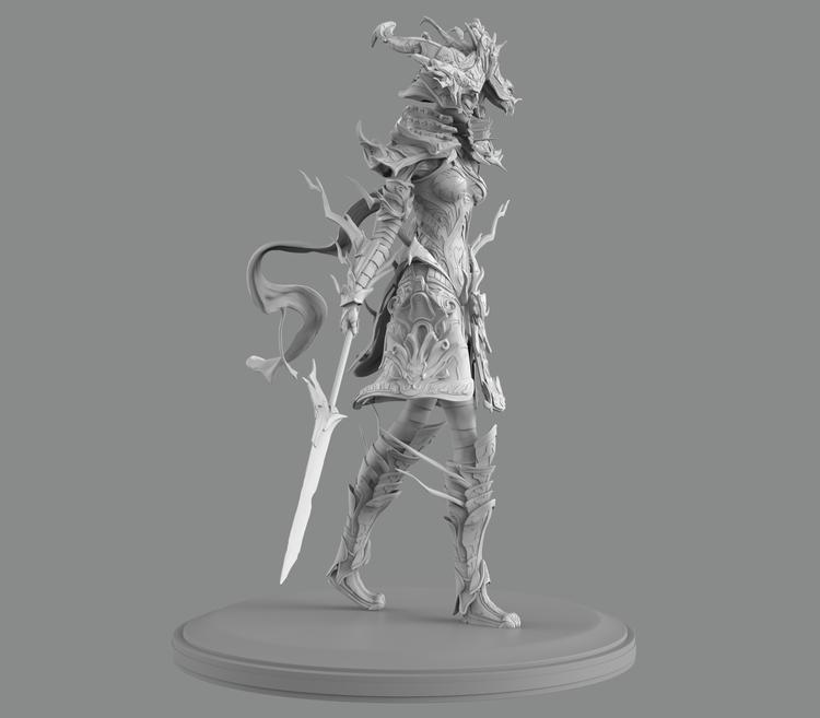 psylocke, marvel, xmen, samurai - jakeburstein | ello
