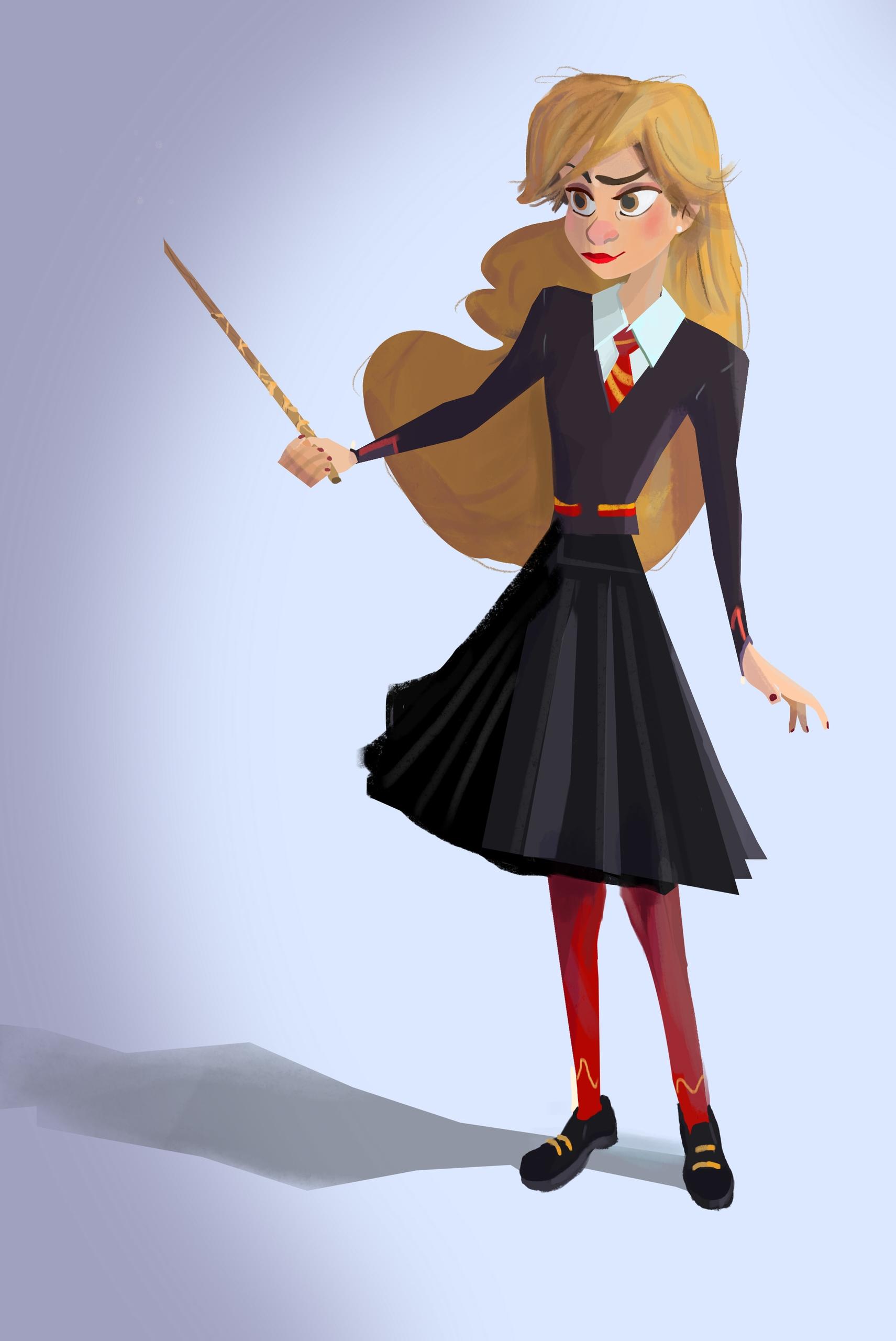 Hermione Granger - hermionegranger - cleleroy | ello