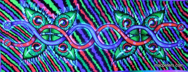 DNA Snake - dna, serpent, genetics - macpeters | ello