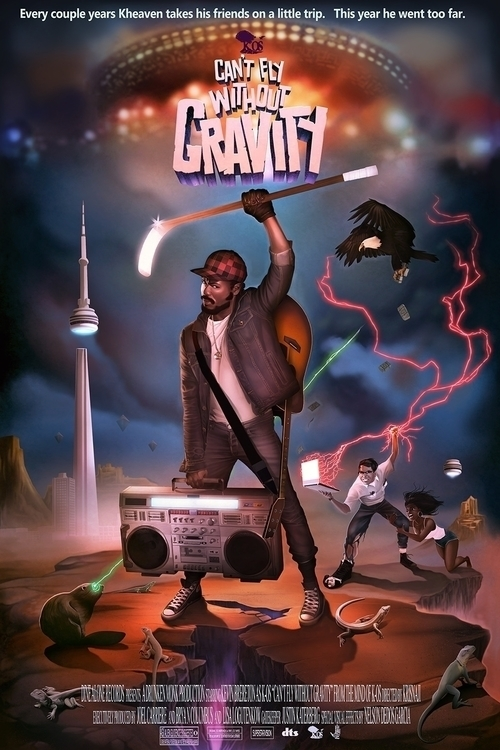 fly gravity album cover promo p - dedos-1276 | ello