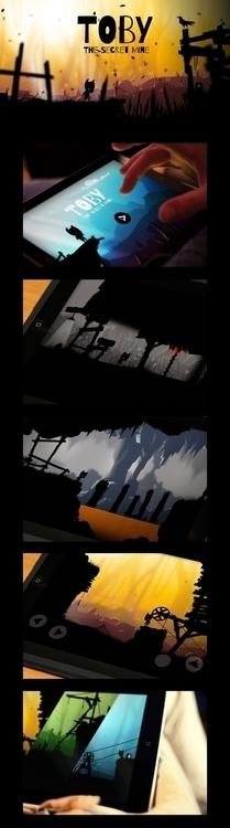 Toby - Secret - illustration, characterdesign - phob   ello