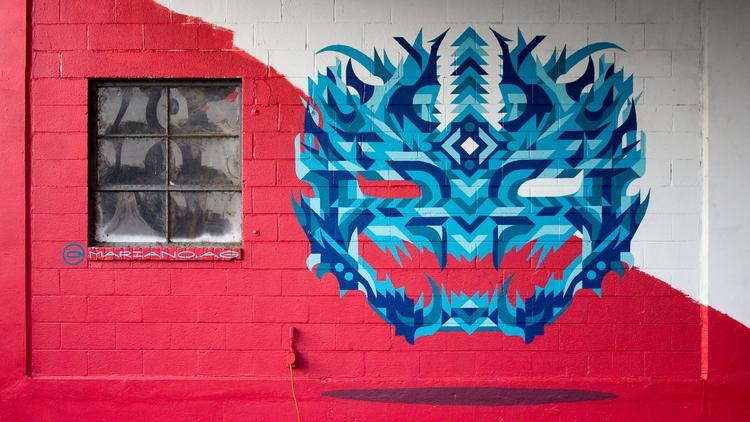 mural painted annual RVA Street - marto-9862 | ello