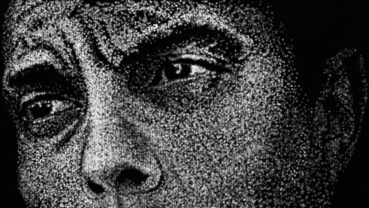 Dotselfie - portrait, artrage, blackandwhite - simoz-1310 | ello