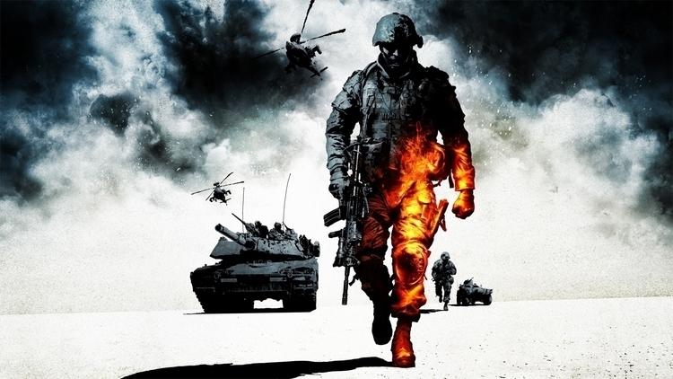 Battlefield Bad Company 2 Key A - robertsammelin-9753   ello