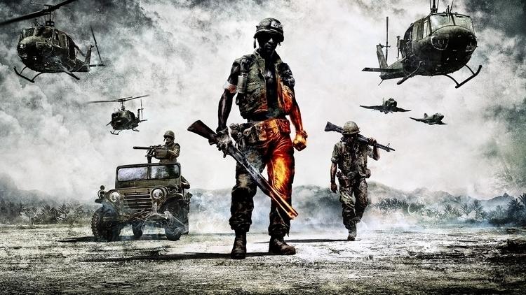 Battlefield Bad Company 2 Vietn - robertsammelin-9753 | ello