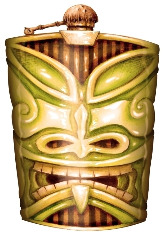tiki, flask - bccreativity | ello