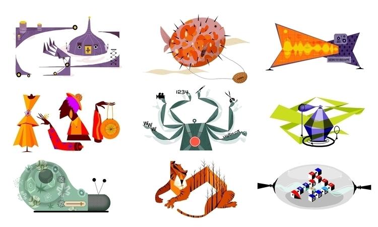 Presenting Animation/Motion des - borrrris | ello