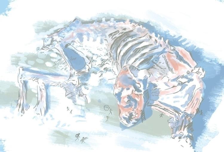 dinosaur - 1987-1258 | ello