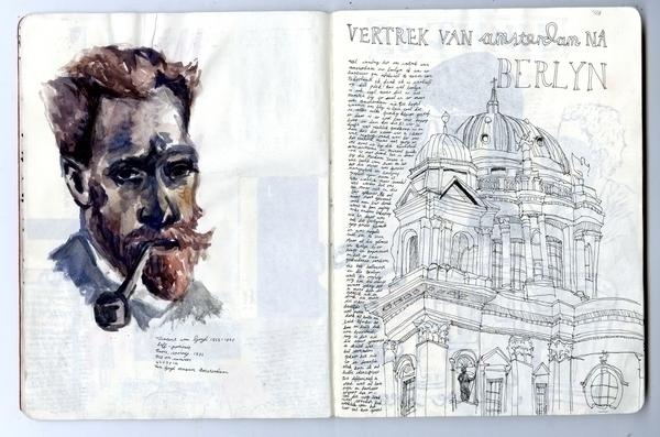 amsterdam berlyn - travel, traveling - miekevdmerwe | ello