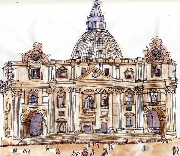 vatican city - miekevdmerwe | ello