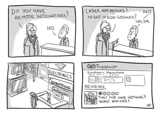 Facebook page - comics, comic, comicstrip - frat-1683 | ello