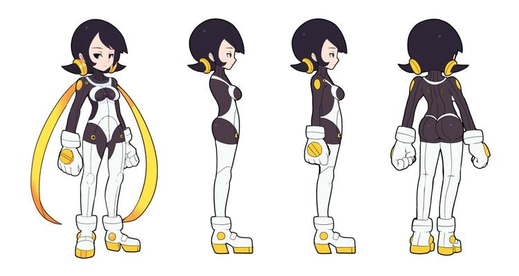 Dai - Rotation - illustration, characterdesign - chelostracks | ello