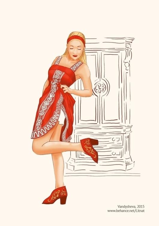 Russian crafts calendar 2016 La - litnat | ello