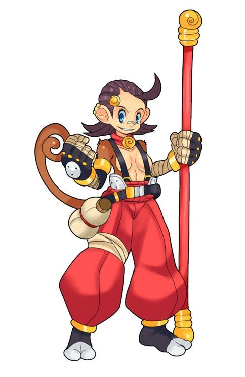 Makoto - illustration, characterdesign - chelostracks | ello