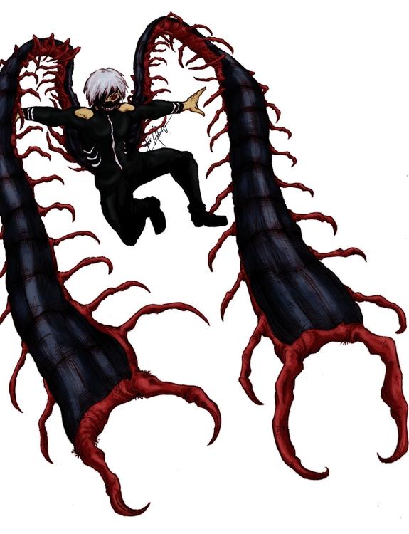 Centipede Wings (Tokyo Ghoul Fa - feradami | ello