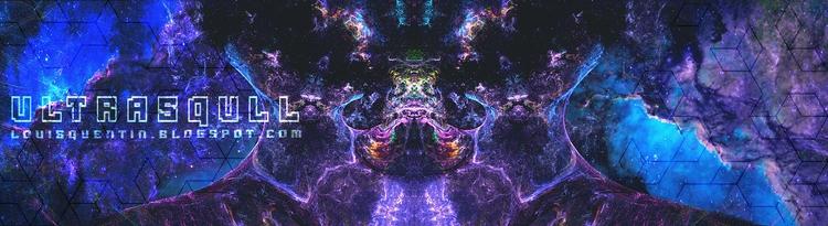 fractal, fractalart, banner, chaotica - ultrasqull | ello